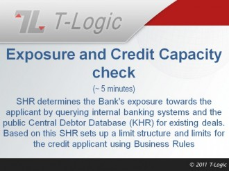 Exposure and Credit Capacity Check