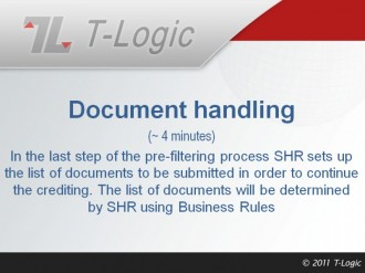 Document Handling